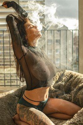 Jane Fays Blow Some Smoke