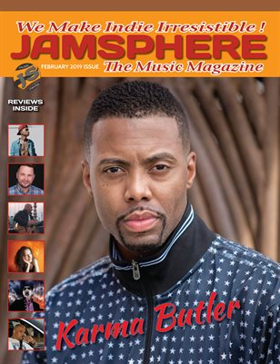 Jamsphere Indie Music Magazine February 2019