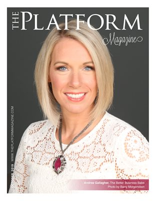 The Platform Magazine October 2019
