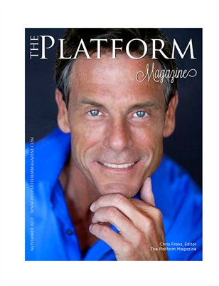 The Platform Magazine Nov. 2013 issue