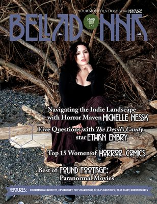 Belladonna Horror Mag 2.3