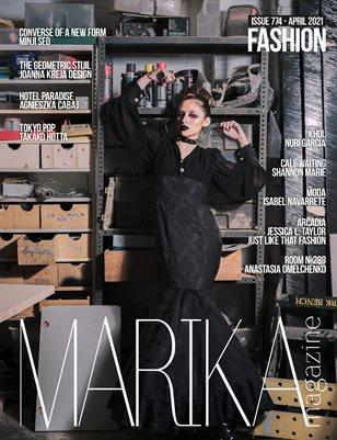 MARIKA MAGAZINE FASHION (ISSUE 774 - APRIL)