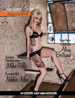 Surreal Beauty Magazine Issue 17 'Tattoos and Cigarettes'