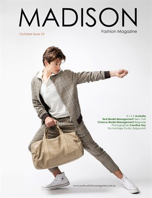 Madison Fashion Magazine - October #53