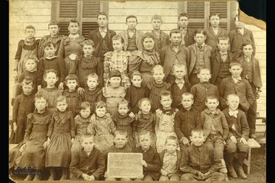WINTERROWD SCHOOL, EFFINGHAM CO., IL