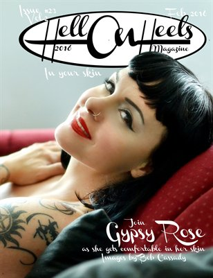Hell on Heels Magazine Issue #23 Vol.2 In your skin