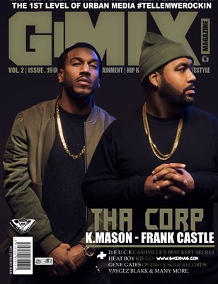 G.Mix Magazine Vol.2 - Issue.19