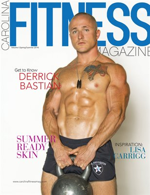 Carolina Fitness Magazine Spring/Summer 2014