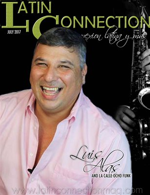 Latin Connection Magazine Ed 101
