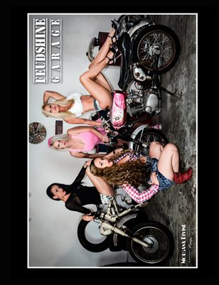 Feudshine Garage Girls Calendar 2015-2016