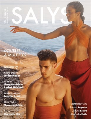 SALYSÉ Magazine | Vol 6 No 52 | NOVEMBER 2020 |