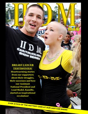 II D M Magazine - 2013 Breast Cancer Special Edition Issue