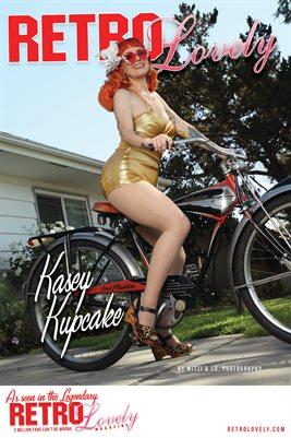 Kasey Kupcake Cover Poster