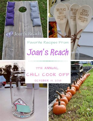 Joan's Reach Cookbook 2018