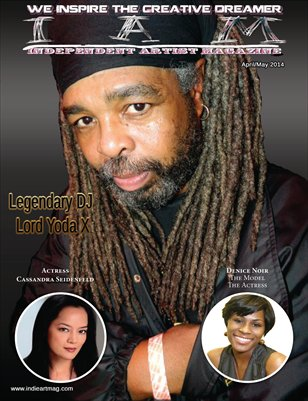 Independent Artist Magazine April/May 2014