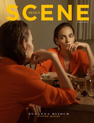DESIGN SCENE WINTER 2019.20 - ZUZANNA BIJOCH - ISSUE THIRTY THREE
