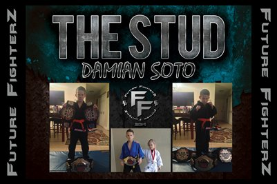 Damian THE STUD Soto Poster