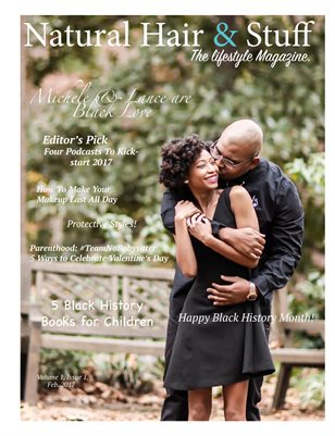 Natural Hair & Stuff Lifestyle Magazine