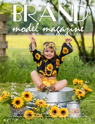 Brand Model Magazine  Issue # 213