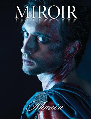 MIROIR MAGAZINE • Memoire • Dani García Corrales