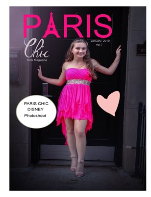 Paris Chic Kids Magazine January 4