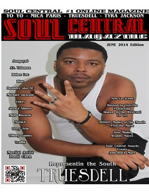 Soul Central Magazine June Edition 2014