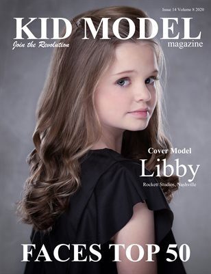 Kid Model Magazine Issue 14 Volume 8 2020