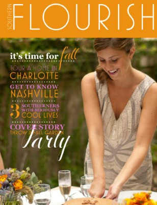 Southern Flourish Fall 2010