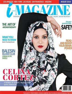 Celina Cortez I-Magazine