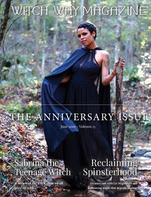 June 2016 Witch Way Magazine