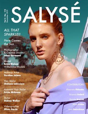 SALYSÉ Magazine   Vol 5 No 112   DECEMBER 2019  
