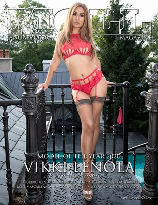 MOLL MAG US JAN 2020 MODEL OF THE YEAR EDITION