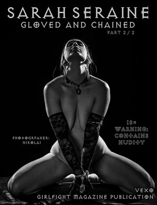 Sarah Seraine: Gloved & Chained, Part 2/2 | VEXO