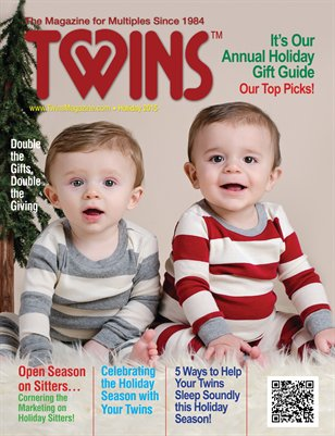 TWINS HOLIDAY GIFT GUIDE 2015