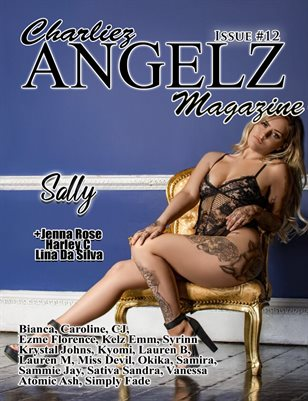 CA Issue #12 - Sally
