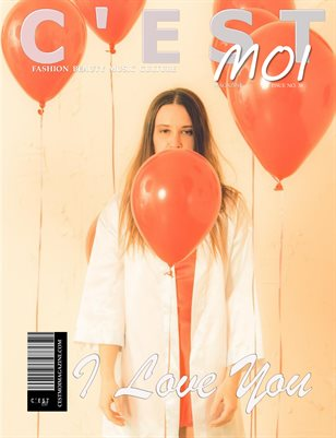 C'est Moi Magazine Issue Thirty Eight
