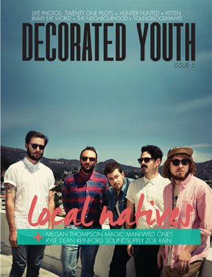 Decorated Youth Magazine Issue #5