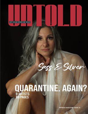 Untold Magazine   Pure Edition