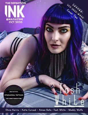 TDM: INK Tash White Oct 2020 cover 2