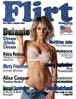 Flirt Magazine Aug 2020