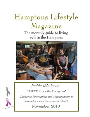 Hamptons Lifestyle November 2010