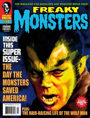 Freaky Monsters 18