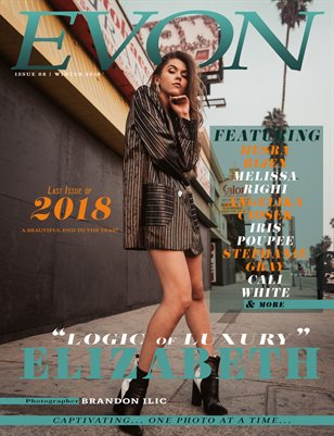 EVON MAGAZINE ISSUE 08 (DECEMBER)