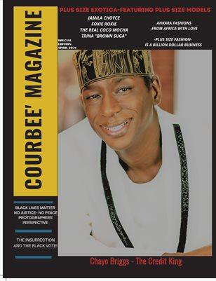 Courbee Magazine Special Edition Chayo Briggs
