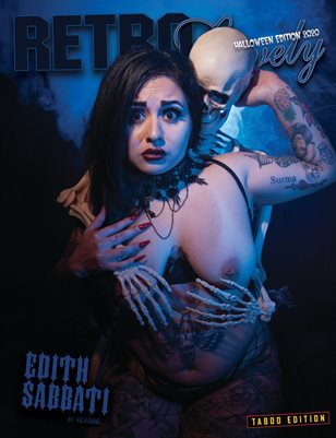 Halloween 2020 – TABOO EDITION – Edith Sabbati Cover