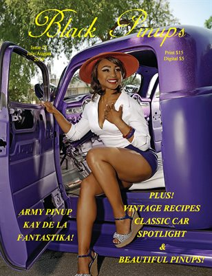 Black Pinups Issue 27