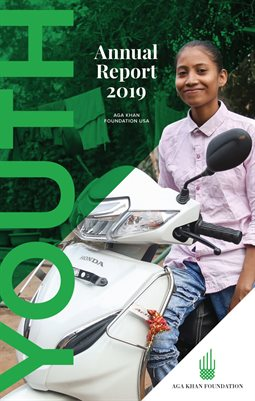 Youth: AKF USA Annual Report 2019