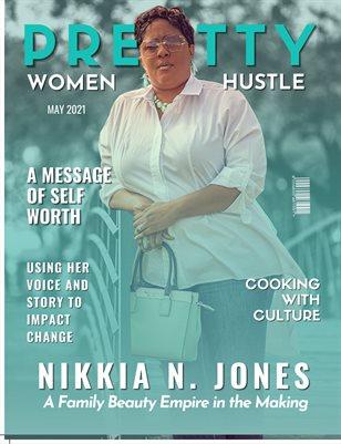 Pretty Women Hustle Magazine Vol 1 Issue 10