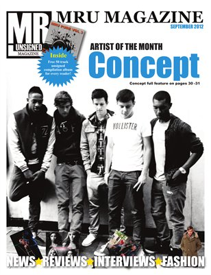 MRU Magazine #September 2012