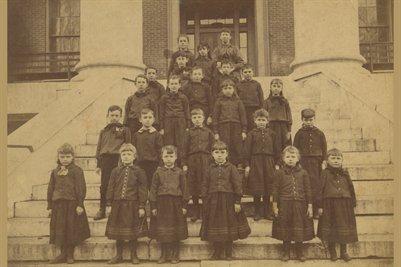 1890 Bethel Female College, Hopkinsville, Kentucky